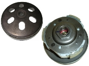 CLUTCH FOR SCOOTERS, ATVS, KARTS WITH 150cc GY6 MOTORS