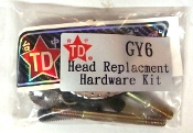 TAIDA HIGH PERFORMANCE GY6 HEAD REPLACEMENT HARDWARE KIT