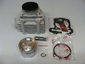 TAIDA HIGH PERFORMANCE GY6 CERAMIC CYLINDER SET 67mm KIT