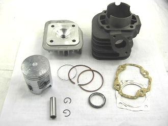 90cc 2 STROKE BIG BORE REBUILD KIT FOR SCOOTERS WITH JOG