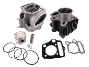 110cc REBUILD KIT FOR CHINESE E-22 HONDA CLONE MOTORS