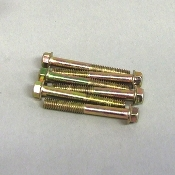 M6 x 45mm FLANGE BOLTS (4 PIECES)
