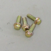 M6 x 18mm FLANGE BOLTS (4 PIECES)