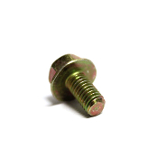 M6 x 12mm FLANGE BOLTS (4 PIECES)