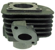 50cc 2 STROKE CYLINDER FOR SCOOTERS WITH JOG MINARELLI 1PE40QMB