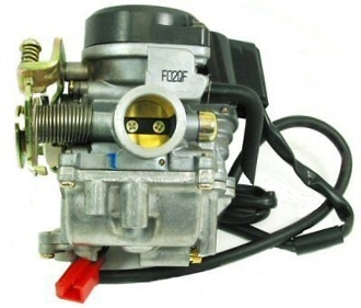 HIGH PERFORMANCE 20mm CARBURETOR FOR CHINESE SCOOTERS WITH