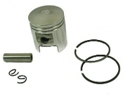 TB50cc PISTON & RINGS 41mm / 10mm PIN FOR 50cc 2-stroke 1DE41QMB