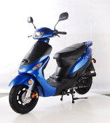 TAOTAO ATM50-A1 SCOOTER (BLUE) (THIS PRICE IS FOR LOCAL PICK UP)
