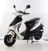 TAOTAO ATM50-A1 SCOOTER (SILVER) THIS PRICE IS FOR LOCAL PICK UP