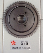 TAIDA HIGH PERFORMANCE GY6 STARTER CLUTCH