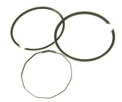 Piston Rings for 60cc 2-stroke TB50 1DE41QMB engines.