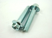 M6 x 30mm FLANGE BOLTS FOR 50cc & 150cc SCOOTERS (4-PIECES)