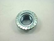 M12 FLANGE NUT 2-PIECES FOR 50cc & 150cc GY6 CHINESE SCOOTERS