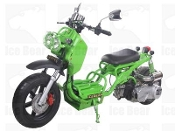 150cc MADDOG SCOOTER NEON GREEN THIS PRICE IS FOR LOCAL PICK UP