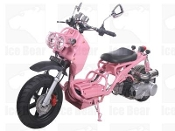 150cc MADDOG SCOOTER PINK THIS PRICE IS FOR LOCAL PICK UP