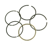 100cc PISTON RINGS FOR (50mm) 100cc QMB139 BIG BORE MOTORS