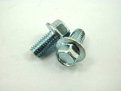 M6 x 12mm FLANGE BOLTS (8 PIECES) FOR CHINESE SCOOTERS AND ATVS