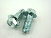 M8 x 20mm FLANGE BOLTS (2 PIECES) FOR CHINESE SCOOTERS AND ATVS