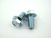 M8 x 16mm FLANGE BOLTS (4 PIECES) FOR CHINESE SCOOTERS AND ATVS