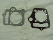 125cc CYLINDER AND HEAD GASKET FOR CHINESE ATVS AND DIRT BIKES