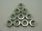 M10 / 10mm NUTS (10 PIECES)