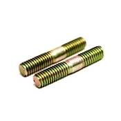 6mm x 30mm EXHAUST STUDS (2 PK) FOR 50cc / 150cc GY6 MOTORS