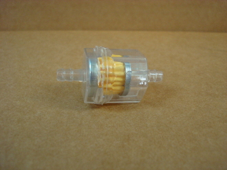 FUEL FILTER TYPE 3 FOR CHINESE SCOOTERS, ATVS, DIRT / PIT BIKES
