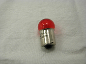 TURN SIGNAL BULB TYPE L 12V 10W RED FOR CHINESE SCOOTERS