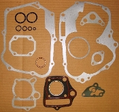 50cc COMPLETE GASKET SET FOR CHINESE E22 CLONE MOTORS