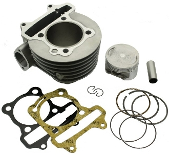 Hoca GY6 58.5mm Big Bore Kit for 150cc GY6 Chinese Scooters