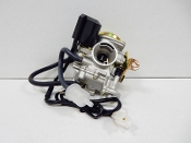 CARBURETOR FOR CHINESE SCOOTERS WITH 50cc QMB139 MOTORS