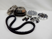 150cc GY6 SCOOTER ATV UTV TRANSMISSION REBUILD CLUTCH KIT 743