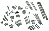 Bolt Set for GY6 150cc, 172cc, 180cc FOR STANDARD A-BLOCK MOTOR