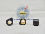 DR. PULLEY 16x13 4.5 GRAM SLIDING ROLLER WEIGHTS FOR 50cc ENGINE