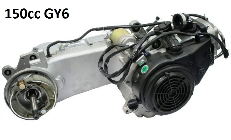 Zgy on 150cc Gy6 Scooter Engine Parts